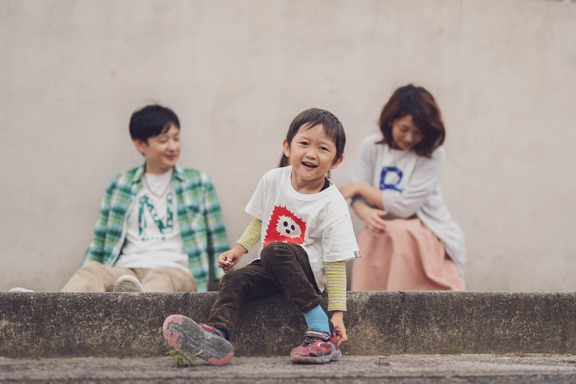 家族の写真撮影出張カメラマン3