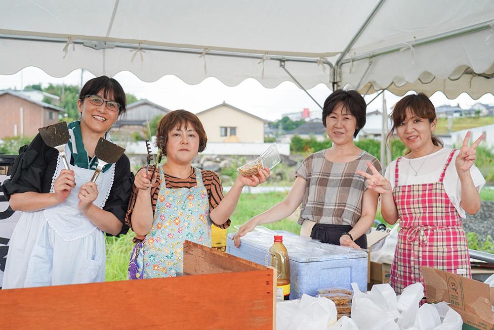 田川イベント焼きそば撮影3