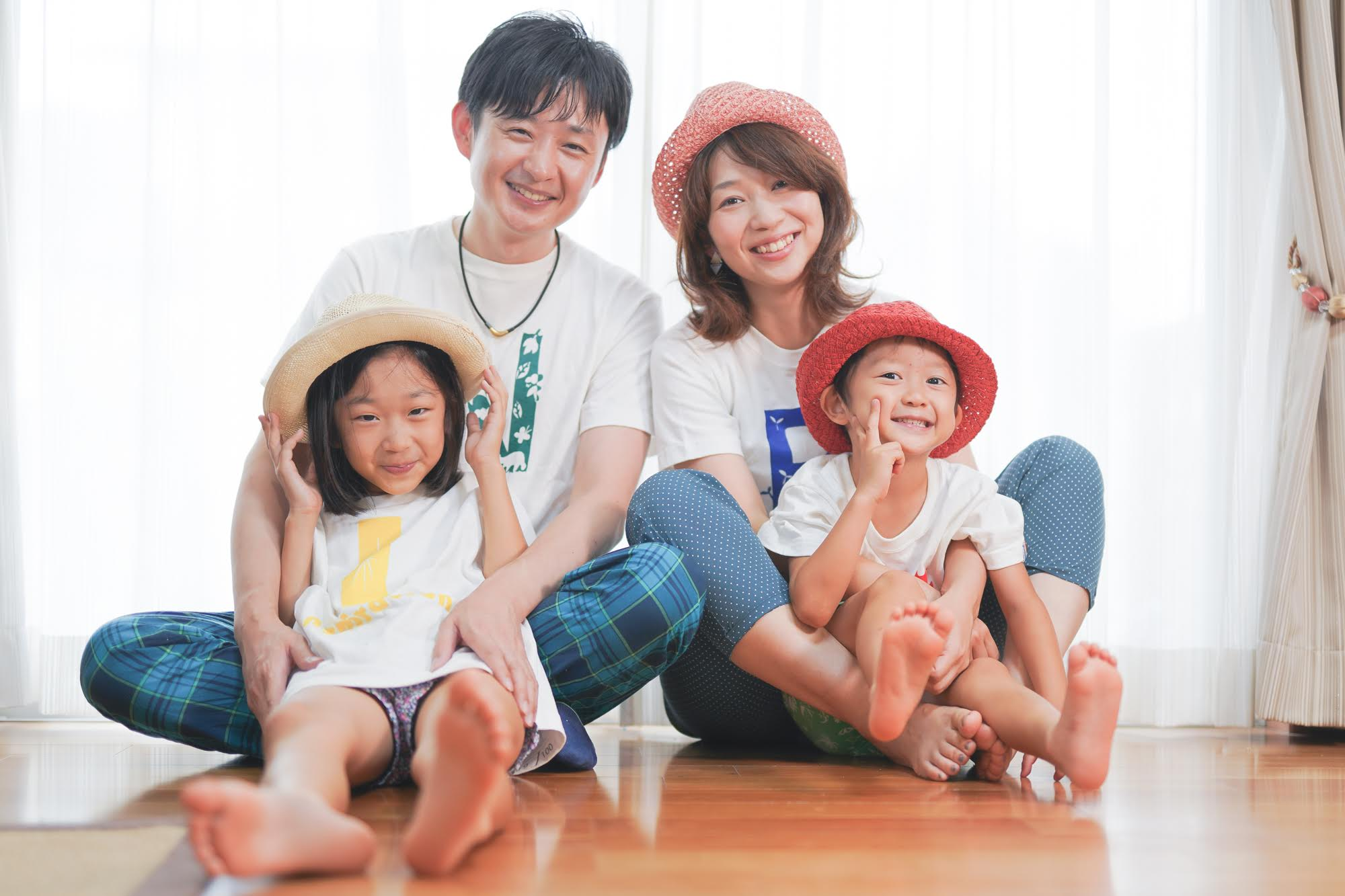 家族の写真撮影出張カメラマン5
