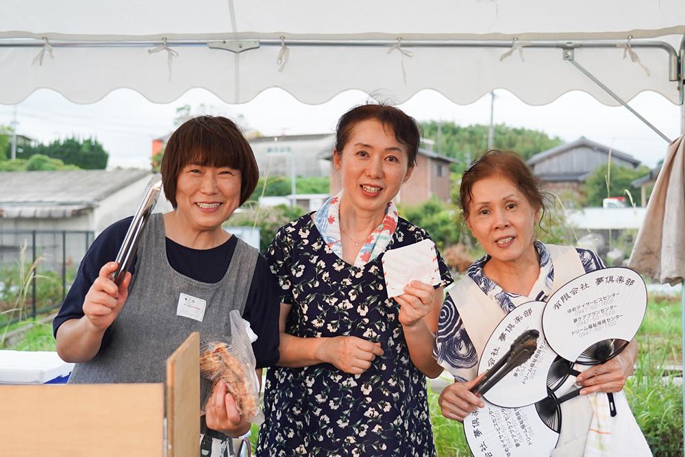 田川イベントたこやき撮影2