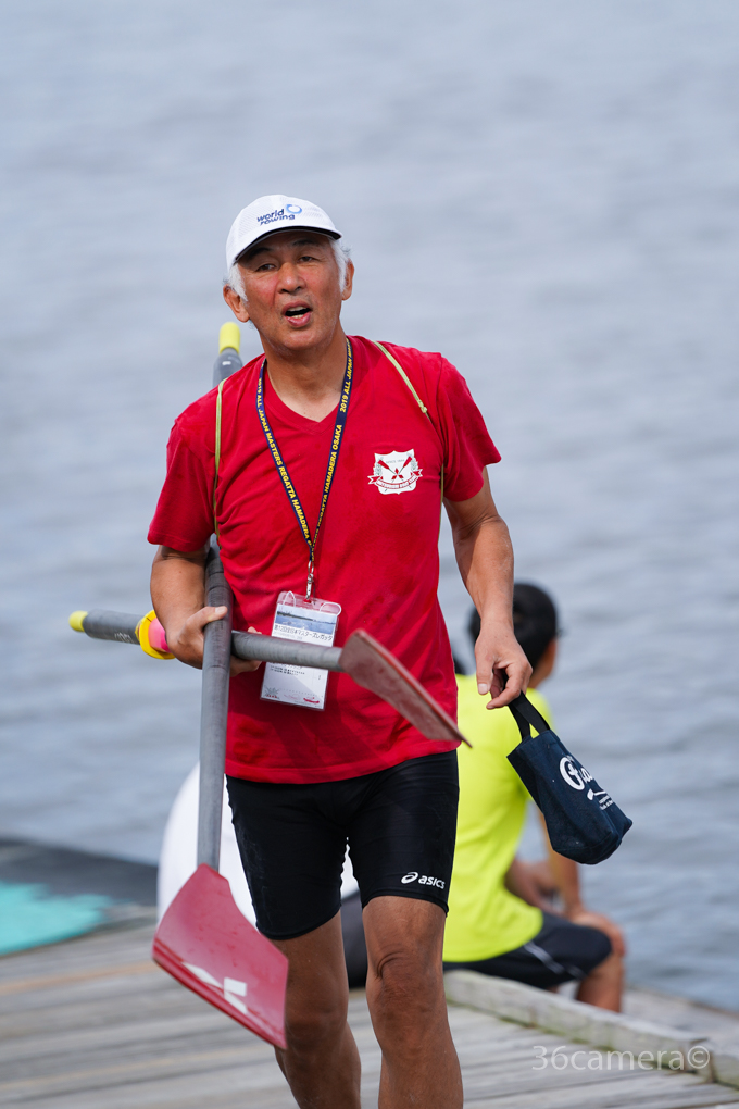 全日本マスターズレガッタ ボート競技