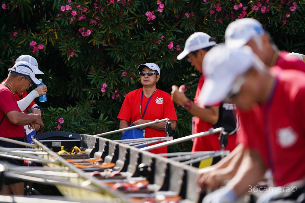 三菱ボートクラブシニア ボート競技