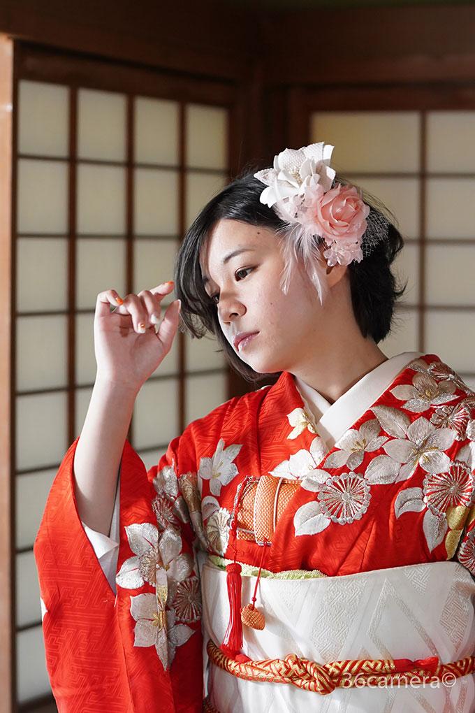 花嫁出張写真撮影2