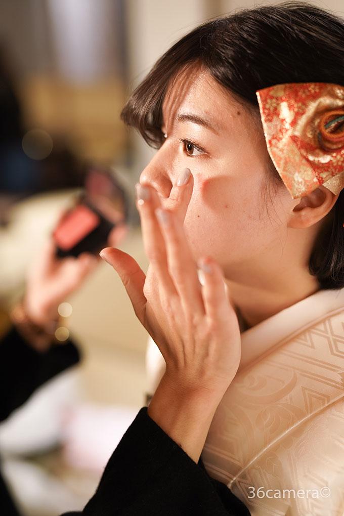 花嫁写真撮影1