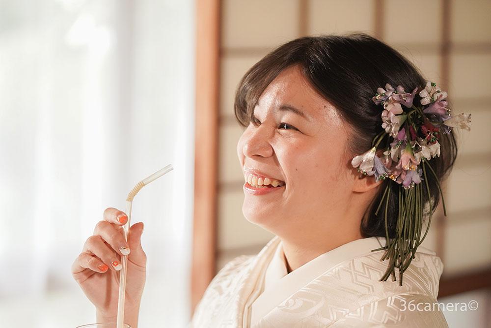 花嫁出張写真撮影6
