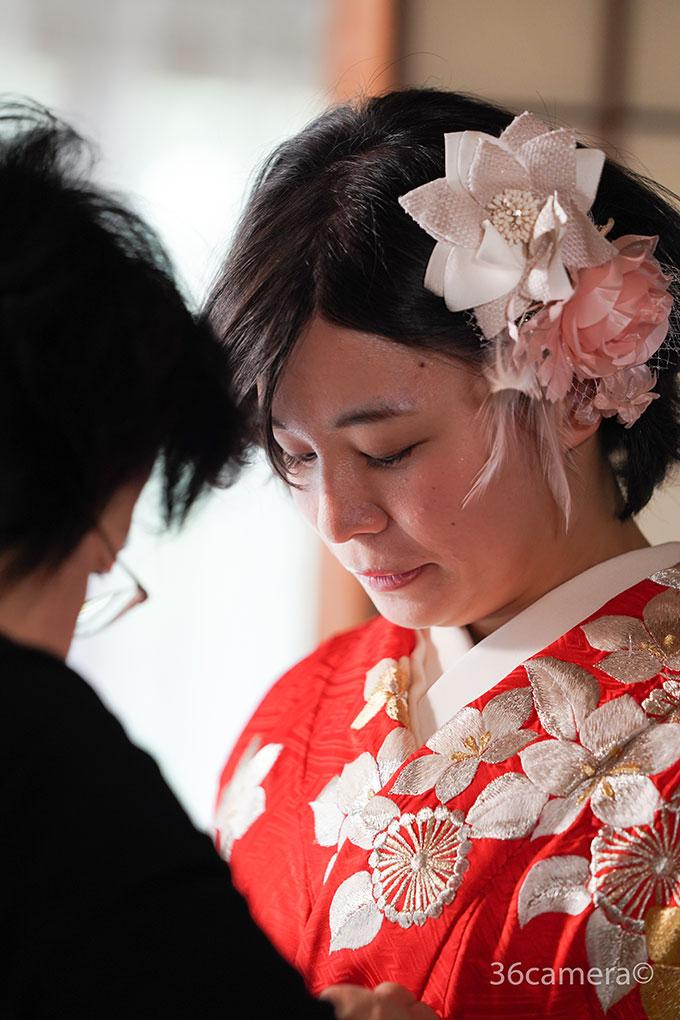 花嫁出張写真撮影1