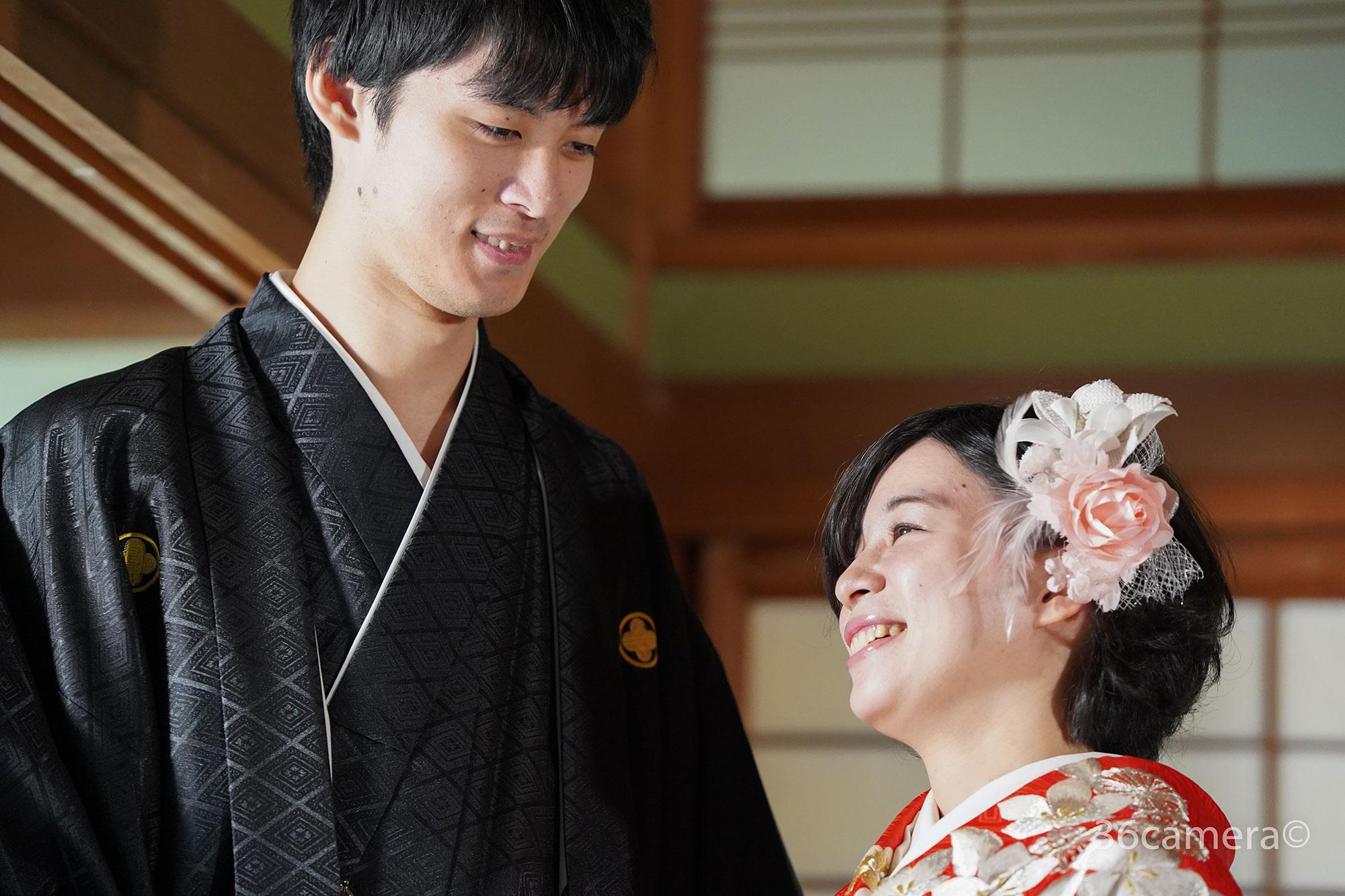 花嫁出張撮影-福岡