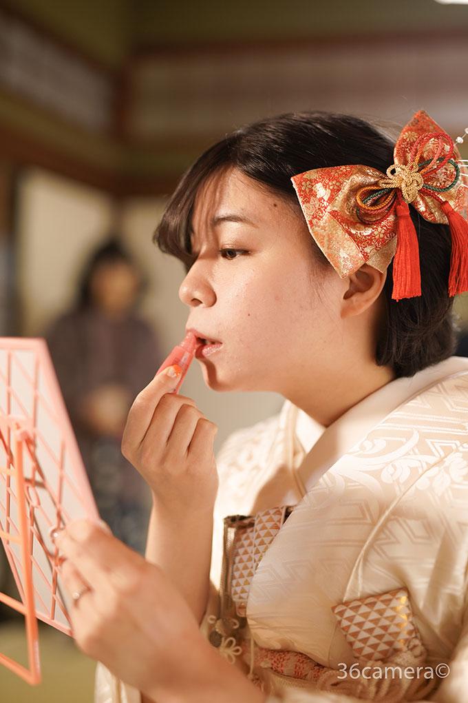 花嫁ヘアメイク写真撮影1