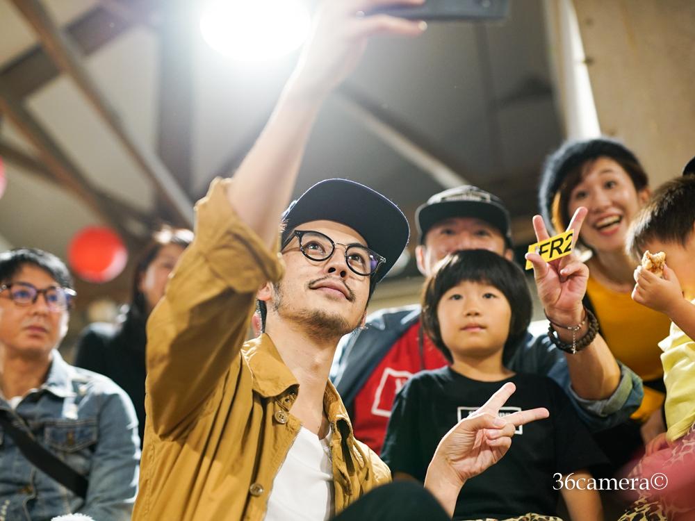 西野亮廣さん 出張撮影36カメラ