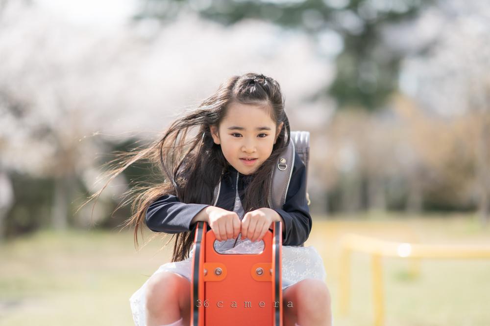 子ども 公園 福岡出張撮影
